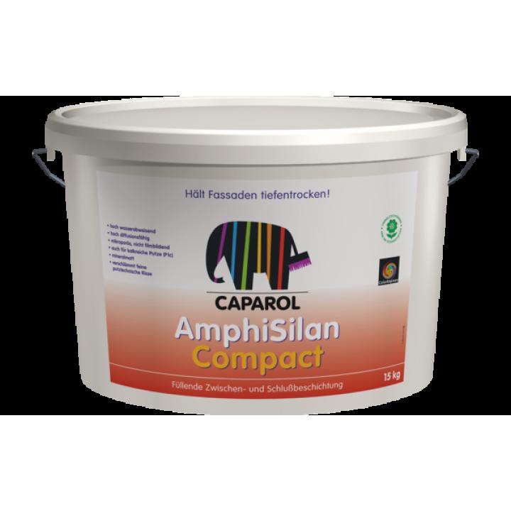 Caparol AmphiSilan-Compact краска для промежуточных и финишных покрытий