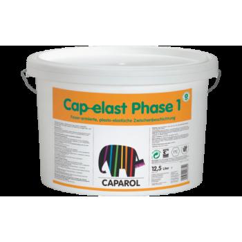 Caparol Cap-elast Phase 1 краска для атмосферостойких наружных покрытий
