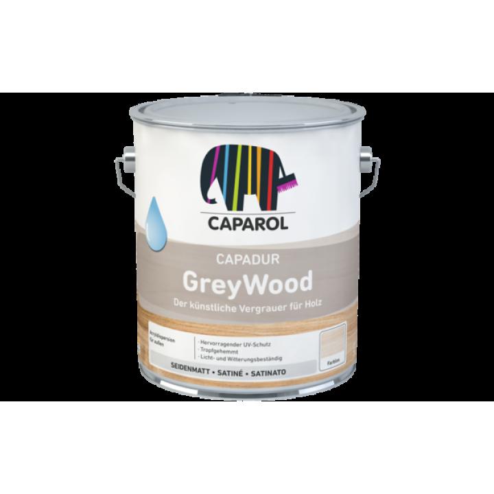 Caparol Capadur GreyWood лазурь акриловая