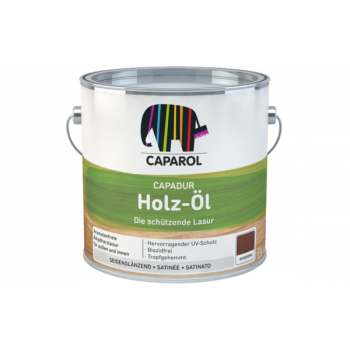 Caparol Capadur HolzOel масло для древесины
