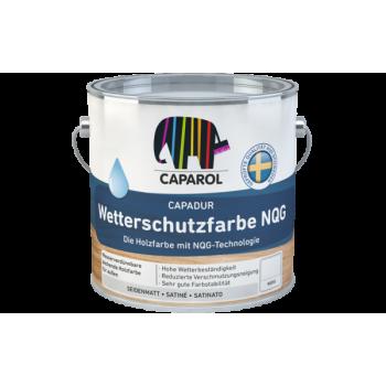 Caparol Capadur Wetterschutzfarbe NQG краска для наружных деревянных поверхностей