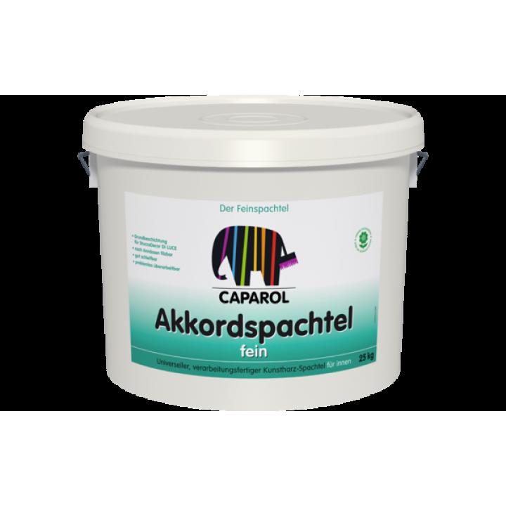 Caparol Akkordspachtel fein шпатлевка