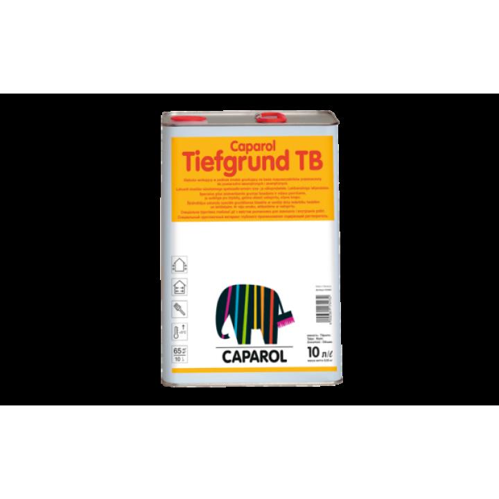 Caparol Tiefgrund TB грунтовка содержащая растворитель
