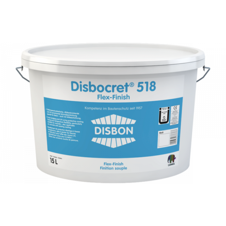 Disbon Disbocret 518 Flex-finish краска для бетона