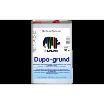 Caparol Dupa-grund грунтовка глубоко проникающая