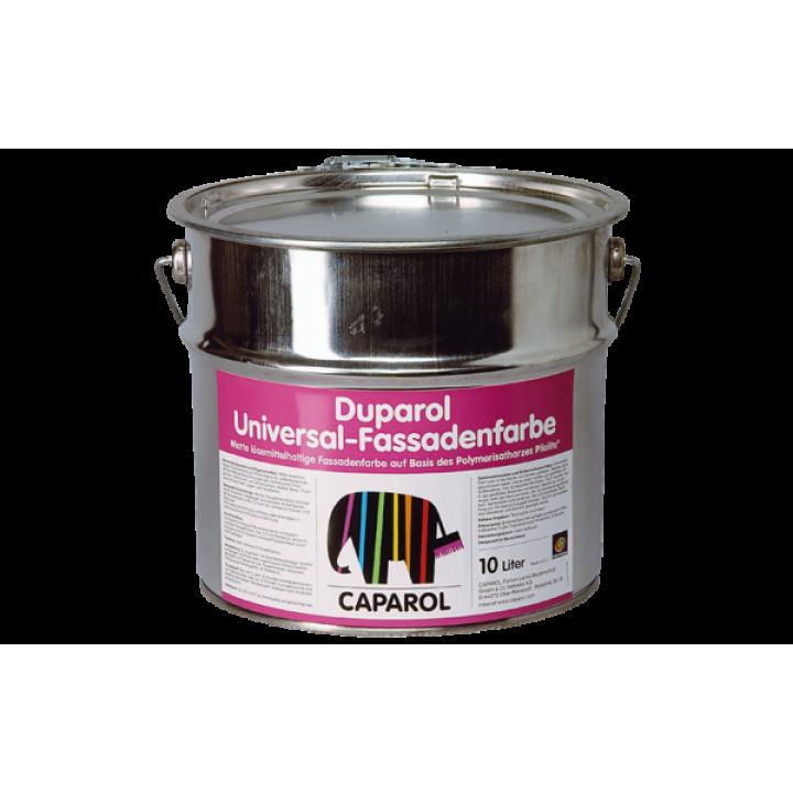 Caparol Duparol Universal-Fassadenfarbe краска на основе полимеризационной смолы