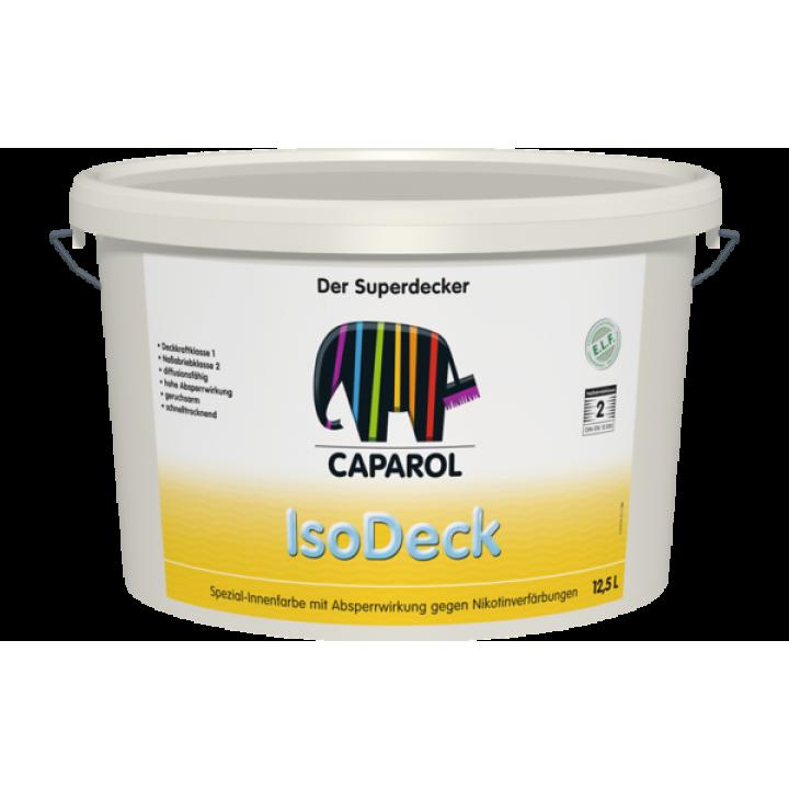 Caparol IsoDeck краска интерьерная