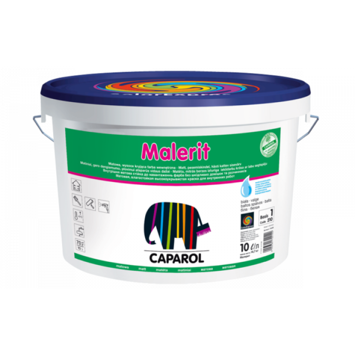 Caparol Malerit краска интерьерная