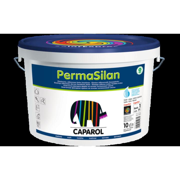 Caparol PermaSilan краска эластичная фасадная