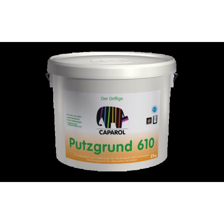Caparol Putzgrund 610 грунтовочная краска специальная