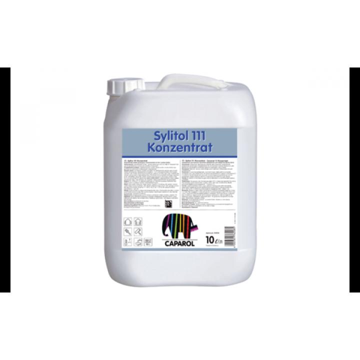 Caparol Sylitol 111 Konzentrat грунтовочное и разбавляющее средство