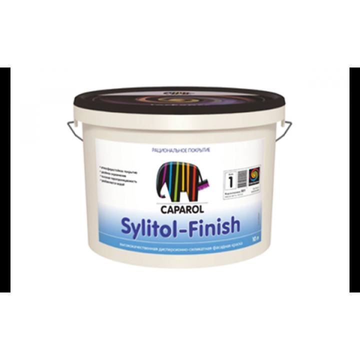 Caparol Sylitol Finish краска атмосферостойкая