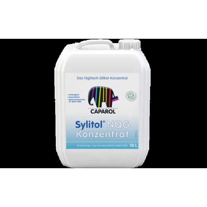 Caparol Sylitol NQG Konzentrat грунтовочное и разбавляющее средство