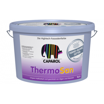 Caparol ThermoSan краска специальная фасадная