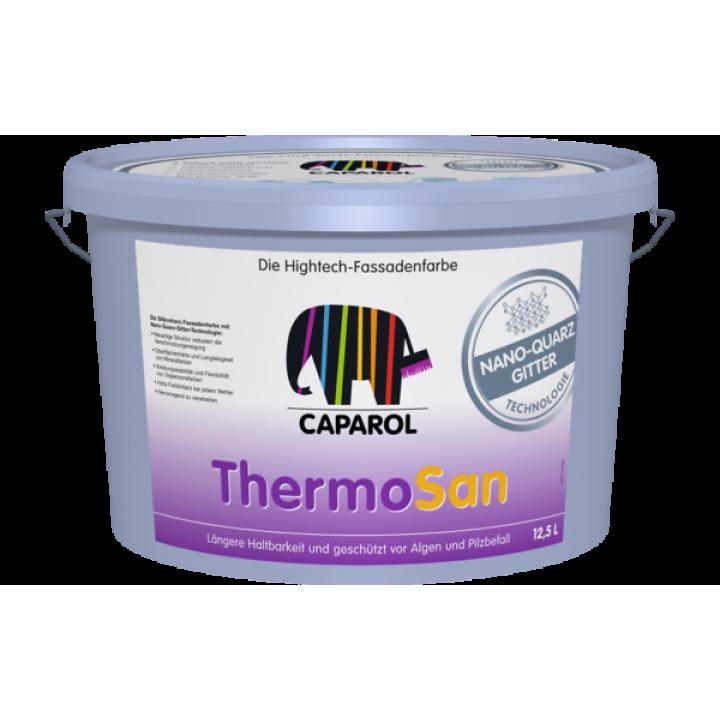 Caparol ThermoSan NQG краска фасадная