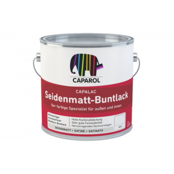 Caparol Capalac Mix Seidenmatt-Buntlack Base эмаль алкидная