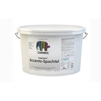 Caparol Capatect ACCENTO SPACHTEL шпатлевка декоративная