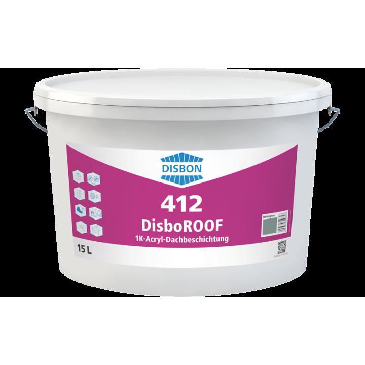 Disbon Disboroof 412 Dachschicht краска для крыш