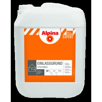 Alpina EXPERT Einlassgrund грунтовка глубокого проникновения