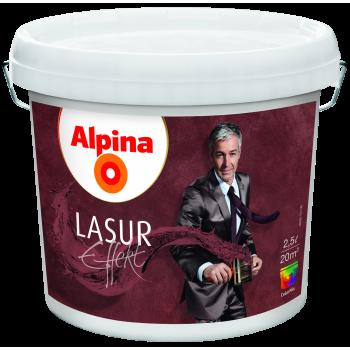 Alpina Effekt Lasur Base декоративное покрытие