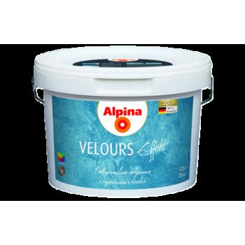 Alpina Effekt Velours декоративное покрытие
