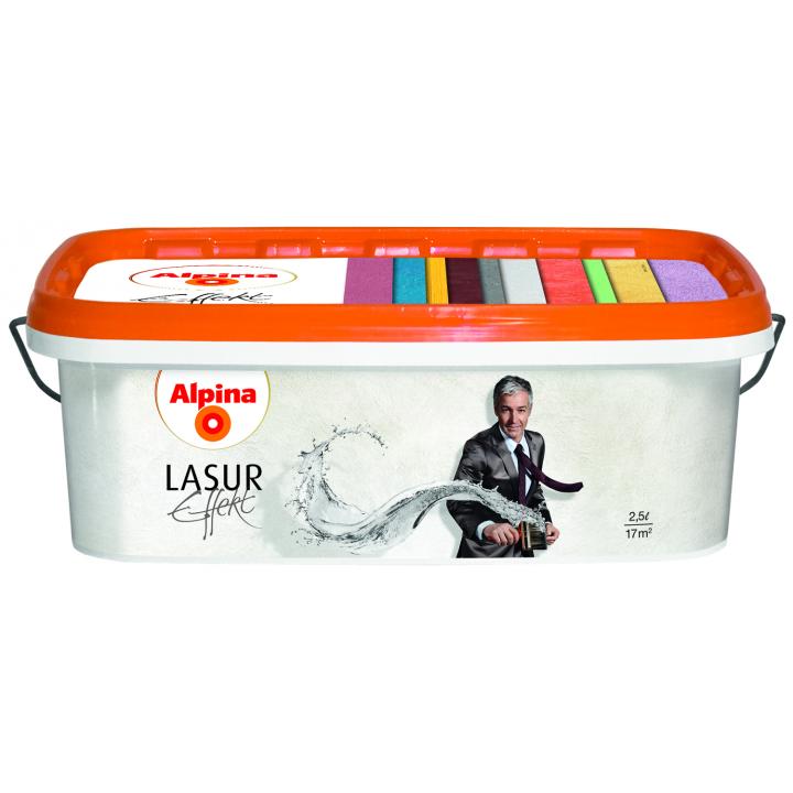 Alpina Effekt Lasur декоративное покрытие