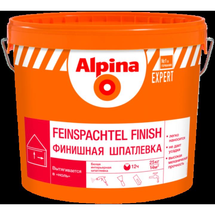 Alpina EXPERT Feinspachtel Finish шпатлевка финишная