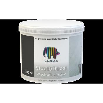 Caparol Capadecor StuccoDecor Wachsdispersion Восковая дисперсия