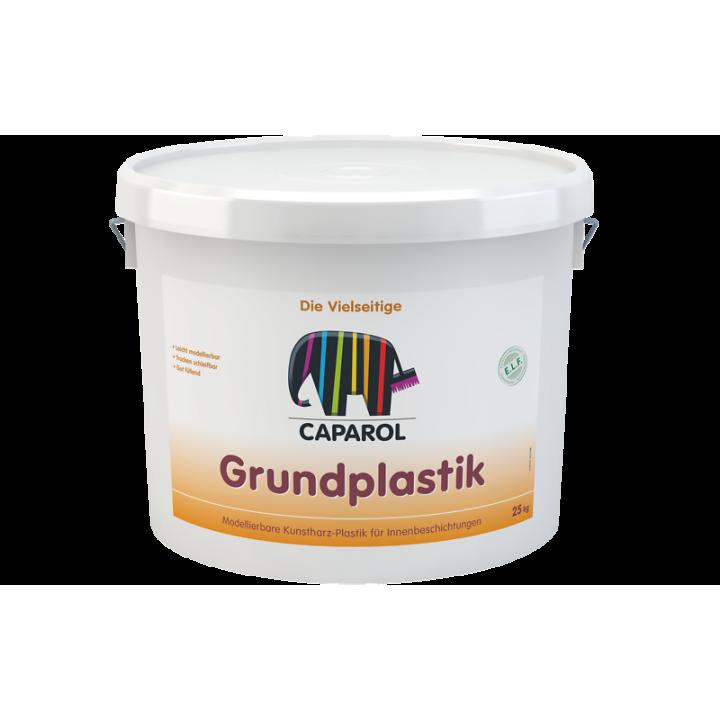 Caparol Grundplastik пластичная масса для структурных покрытий и тонкой шпаклевки