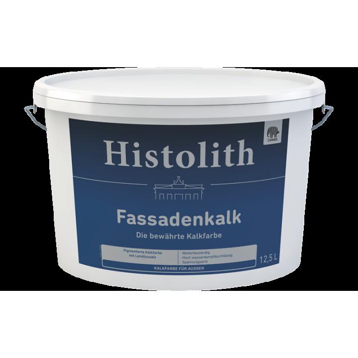 Histolith Fassadenkalk краска фасадная известковая