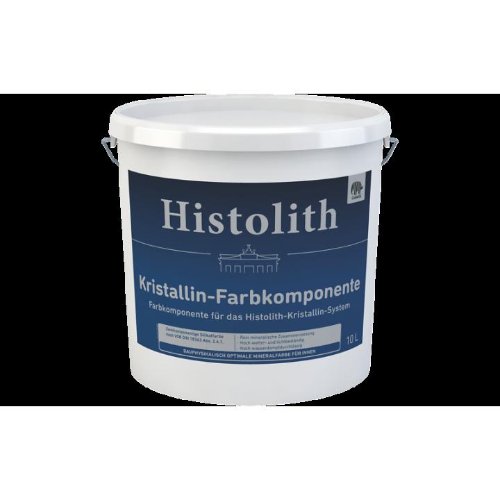 Histolith Kristallin Farbkomponente краска двухкомпонентная силикатная