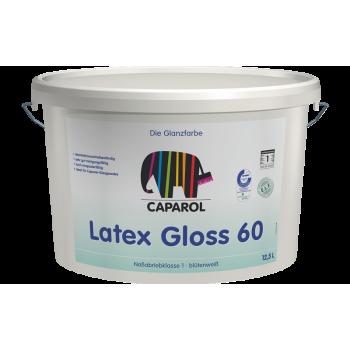 Caparol Latex Gloss 60 краска интерьерная износостойкая