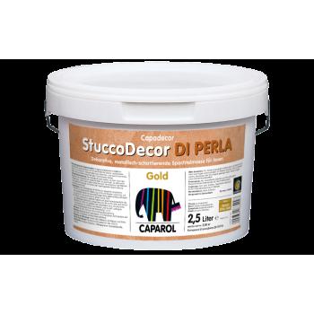 Caparol Capadecor StuccoDecor DI PERLA шпатлевка декоративная