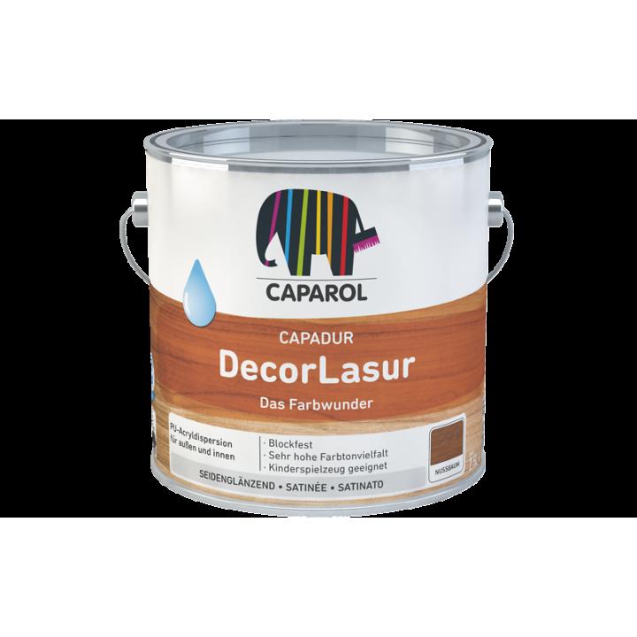 Caparol Capadur DecorLasur лазурь акриловая