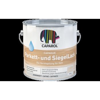 Caparol Capadur Parkett und Siegellack лак деревянных и пробковых полов