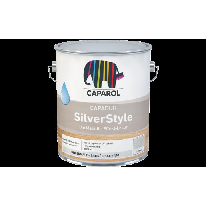 Caparol Capadur SilverStyle лазурь акриловая