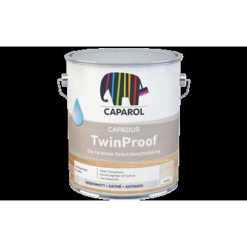 Caparol Capadur TwinProof лазурь акриловая