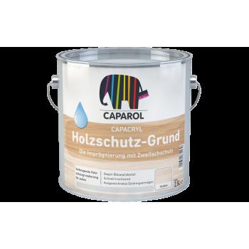 Caparol Capacryl Holzschutz-Grund грунт с биоцидами