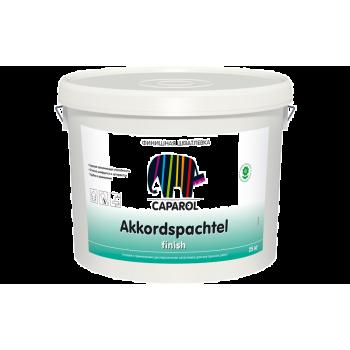 Caparol Akkordspachtel finish шпатлевка