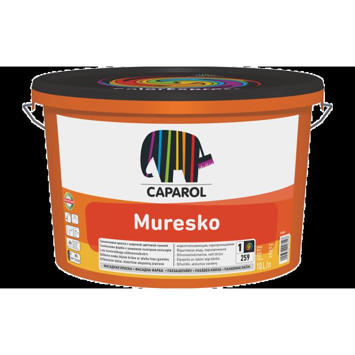 Caparol Muresko краска на основе силиконовой смолы