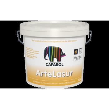 Caparol Capadecor ArteLasur лазурь с белыми частицами