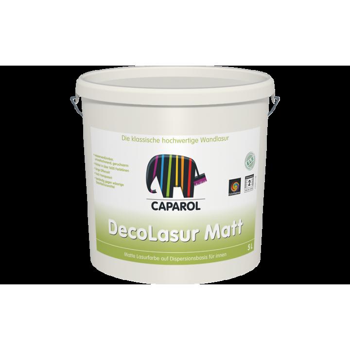 Caparol Capadecor DecoLasur Matt краска матовая лессирующая