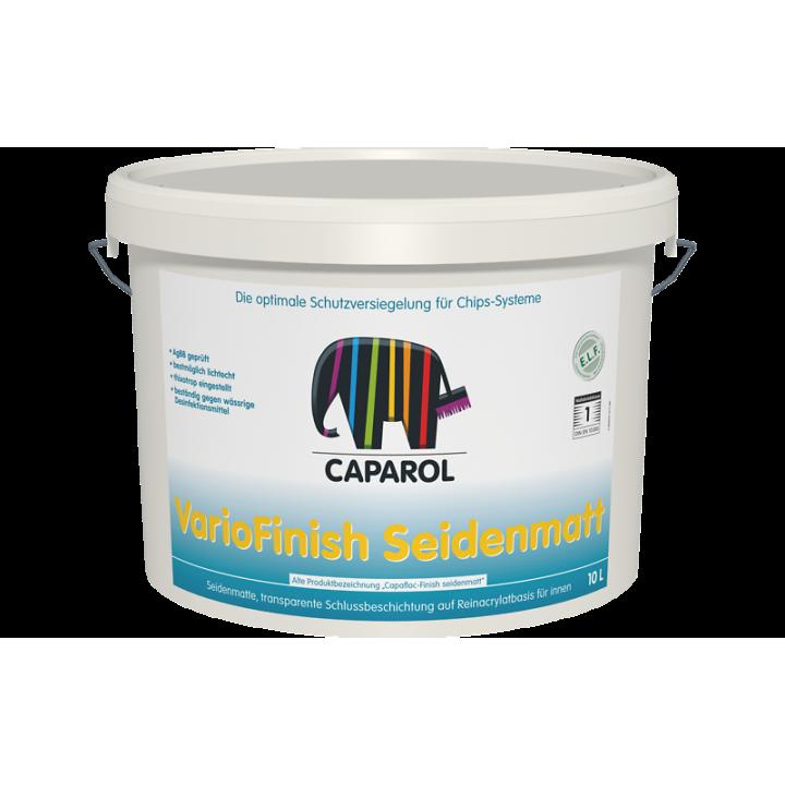 Caparol Capadecor VarioFinish Seidenmatt защитная запечатка в системе VarioChips