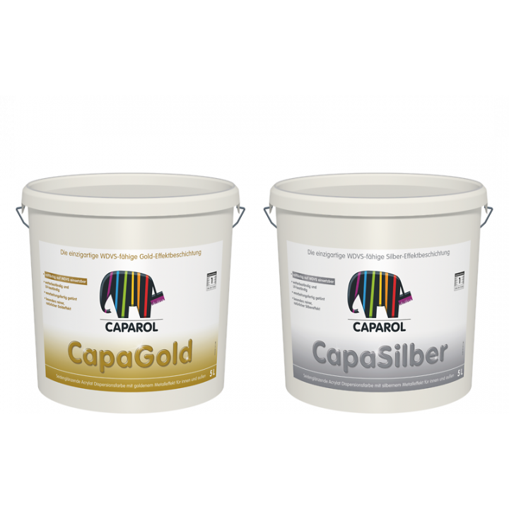 Caparol Capadecor CapaGold краска шелковисто-глянцевая