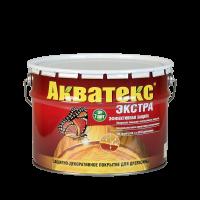 АКВАТЕКС - ЭКСТРА защитно-декоративное покрытие для древесины