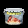 АКВАТЕКС - ГЕЛЬ защитно-декоративное тиксотропное покрытие для древесины