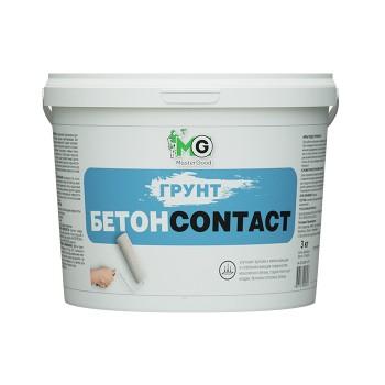 MASTER GOOD БЕТОН CONTACT грунтовка адгезионная