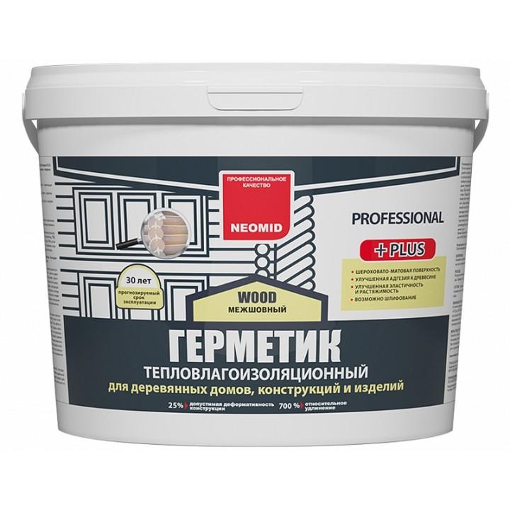 NEOMID WOOD PROFESSIONAL PLUS герметик теплый дом
