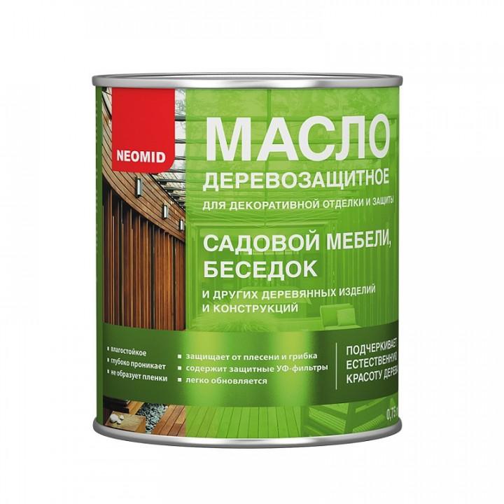 NEOMID Масло деревозащитное для мебели и интерьеров