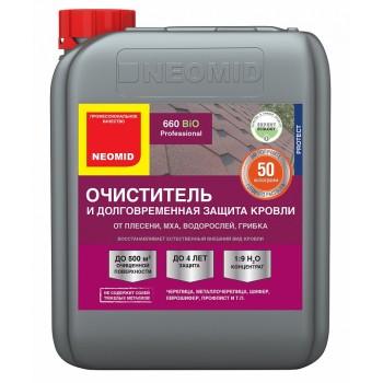 NEOMID 660 очиститель кровли
